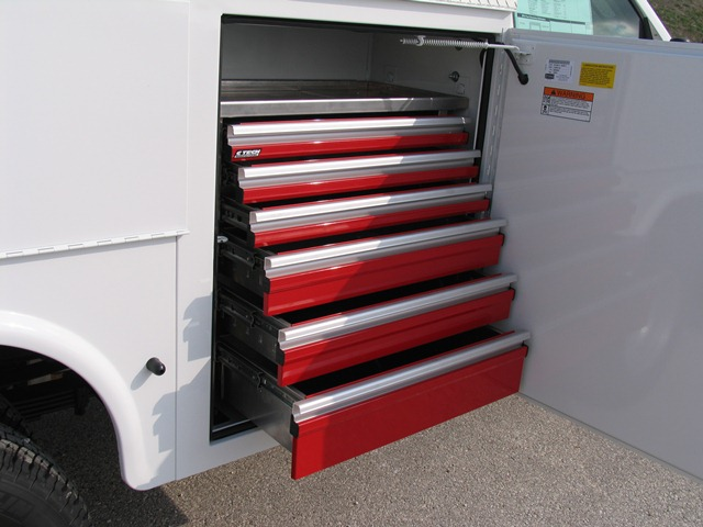 Service Body Tool Cabinet : Downloadable pdf files